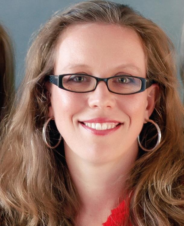 Dr. Rachel Hannam
